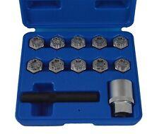 Tool Hub 9882 Mercedes Master Locking Wheel Nut Key Set 12 pcs