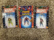 Marvel Die Cast Poseable Action Figures