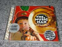 Meredith Willson's THE MUSIC MAN (2000 Broadway Revival Cast) RARE CD Sealed