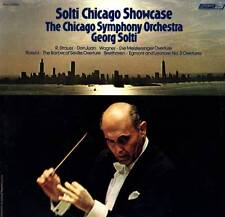 LP GEORG SOLTI CHICAGO SHOWCASE STRAUSS WAGNER ROSSINI BEETHOVEN