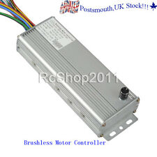 48V/72V 1500W Electric Bicycle Brushless Motor Controller for E-bike & Scooter
