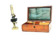 MEDICAL ANTIQUE microscope very rare scientifiques Nachet laboratoire laboratory
