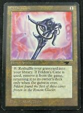 Mtg Magic The Gathering Feldon's Cane Antiquities Hp