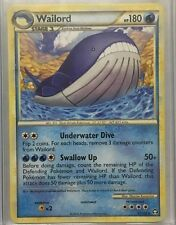 Pokemon Wailord Triumphant #31/102