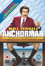 Anchorman: The Legend of Ron Burgundy DVD