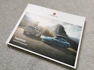 Porsche Tequipment UK Brochure 2018 718 911 Panamera Macan & Cayenne 150 Pages