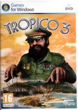Gioco Pc Tropico 3 - Kalypso Usato
