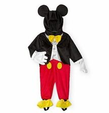Disney Mickey Mouse Toddler Halloween Costume For Children Size 4T-5T New