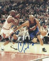 CHARLES BARKLEY  Phoenix SUNS 8x10 Signed Photo Reprint