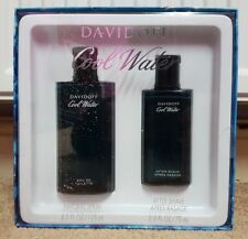 DAVIDOFF COOL WATER GIFT SET FOR HIM EDT 125ML & AFTER SHAVE 75ML