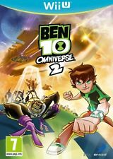 Ben 10 Omniverse 2 PAL for Nintendo Wii U from D3 Publisher (TSA-WUP ABVP-UKV)