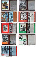 Affichettes anciennes matériel d'exploitation cinéma