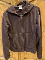 Patagonia Women's Plush Synchilla Hoodie Fleece Jacket - Medium
