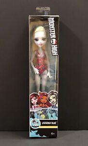 """Mattel Monster High Dolls~Lagoona Blue In Swimsuit~12"""" Doll New In Box"""