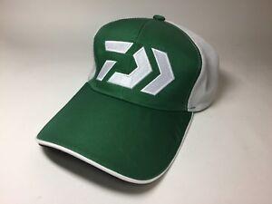 Daiwa Original Mesh CAP size 56~59cm Green/white