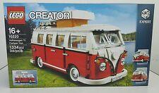 Lego 10220 Volkswagen T1 Camper Van (New) Creator Expert New design box