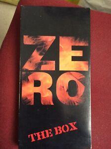 RENATO ZERO - THE BOX COFANETTO 6 CD BMG RIMASTERIZZATI 24bit ANNO 2004 RARO!