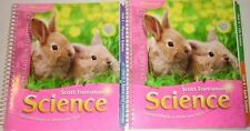 Kindergarten Scott Foresman Science 2-Volume Teacher Edition Set Grade K