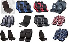 Genuine Quality Universal Fit Car Seat Covers - Fits Most Ford Models