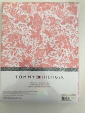 Tommy Hilfiger burnt coral Koi Fish pattern 52x70 oblong tablecloth $37.00 ret'l