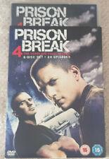 DVD Prison Break - Season 4 [DVD] New & Sealed