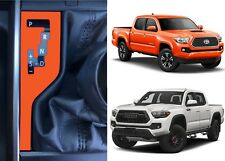 Inferno Orange Shift Indicator Vinyl Overlay For 2016-2018 Toyota Tacoma New USA