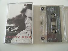 TERRY REID THE DRIVER CASSETTE TAPE WARNER WEA 1991