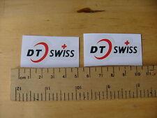 DT SWISS Bike / Mtb Decals Self Adhesive  A Pair (2a) FREEPOST UK