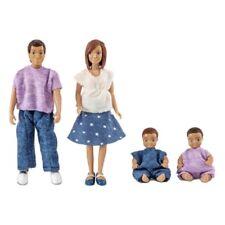 Lundby 60.8063 - Smaland Familie Mann Frau und Kinder 1:18