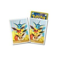 Pokemon center JAPAN - Eevee Friends card Deck Shields (64 Sleeves)