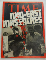 Time Magazine Mid-East Massacres May 1974 051615R