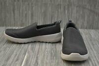**Skechers GO Walk Joy 15600W Loafers, Women's Size 8W, Gray