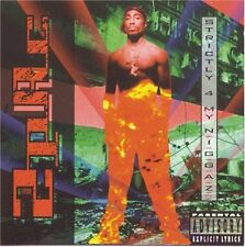 Strictly For My N.I.G.G.A.Z. - 2pac (1998, CD NIEUW) Explicit Version