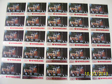 Lot of 25-1980 Peterbilt 359 Semi Truck 18 Wheelers Trading Cards (READ AD)