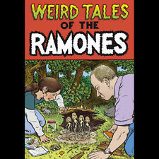 THE RAMONES Weird Tales 1976-1996.Complete 3-CD/1-DVD/Book/Box Set.Greatest Hits