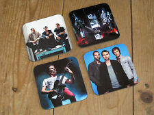 Muse Super Group New Drinks Photo COASTER  Set #2