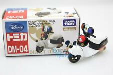 Tomica Takara Tomy Disney Motors DM-04 Chimchim Bike Mickey Mouse Japan Toy Car