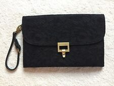 JASON WU for TARGET Black Lace Envelope Clutch Wristlet