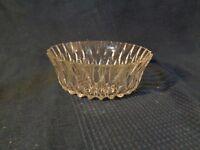 Piatto Coppa Insalatiera Vetro Pressa Stampo Stile Arcopal Pyrex Vintage 60 70
