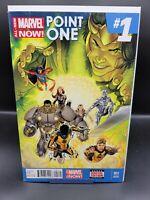 All-New Marvel Now! Point One 1 2nd Print 1st Appearance Kamala Khan⚡Ms. Marvel⚡