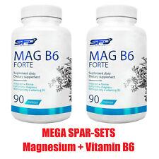 Magnesium 90 - 450 Tabletten 1000mg + Vitamin B6 Hochdosiert Magnesium Citrat