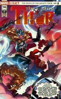 Mighty Thor #700 (2017) Marvel Comics