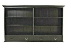 Ballard Designs Home Office 4 drawer Original Desk Hutch Cabinet Shelf bookcase