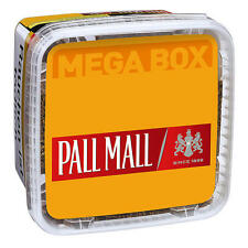 2 x Pall Mall Allround Red Mega Box 240g, 600 Extra-Hülsen