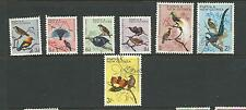 1964 Birds Part set 7 Fine Used examples  Value Here