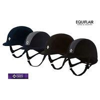 Charles Owen GR8 Riding Hat Helmet - PAS015 ASTM F1163:15
