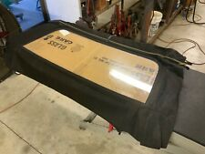 NOS 1969 - 1972 Ford Mercury Full Size Car Convertible Top Glass Black