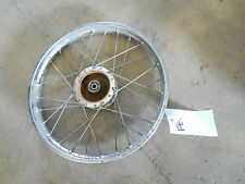 yamaha qt50 yamahopper front wheel rim assembly complete 1982 1983 1984 1985 81