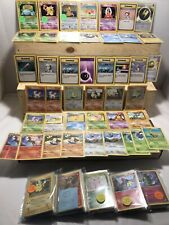 ebay 1995 to 1999 pokemon 235 Assorted Mint Condition Cards