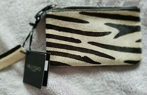 Bililly Bag coin purse. Leather